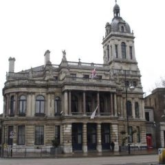 The history bit: Stratford Old Town Hall
