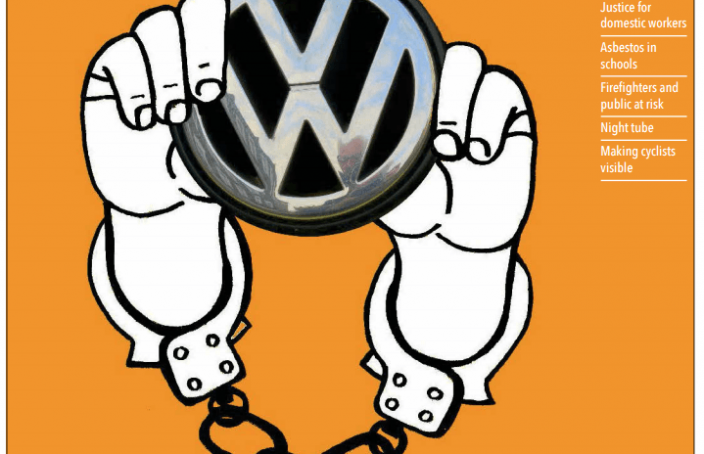 VW Breathtaking Greed