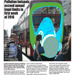 Read the latest London Hazards Magazine