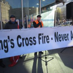 Kings Cross Fire – Never Again