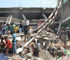 Latest: Bangladesh garment workers death toll is 1127*